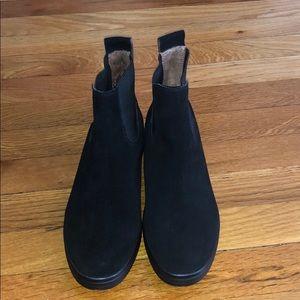 NEW Lucky Brand Black Booties